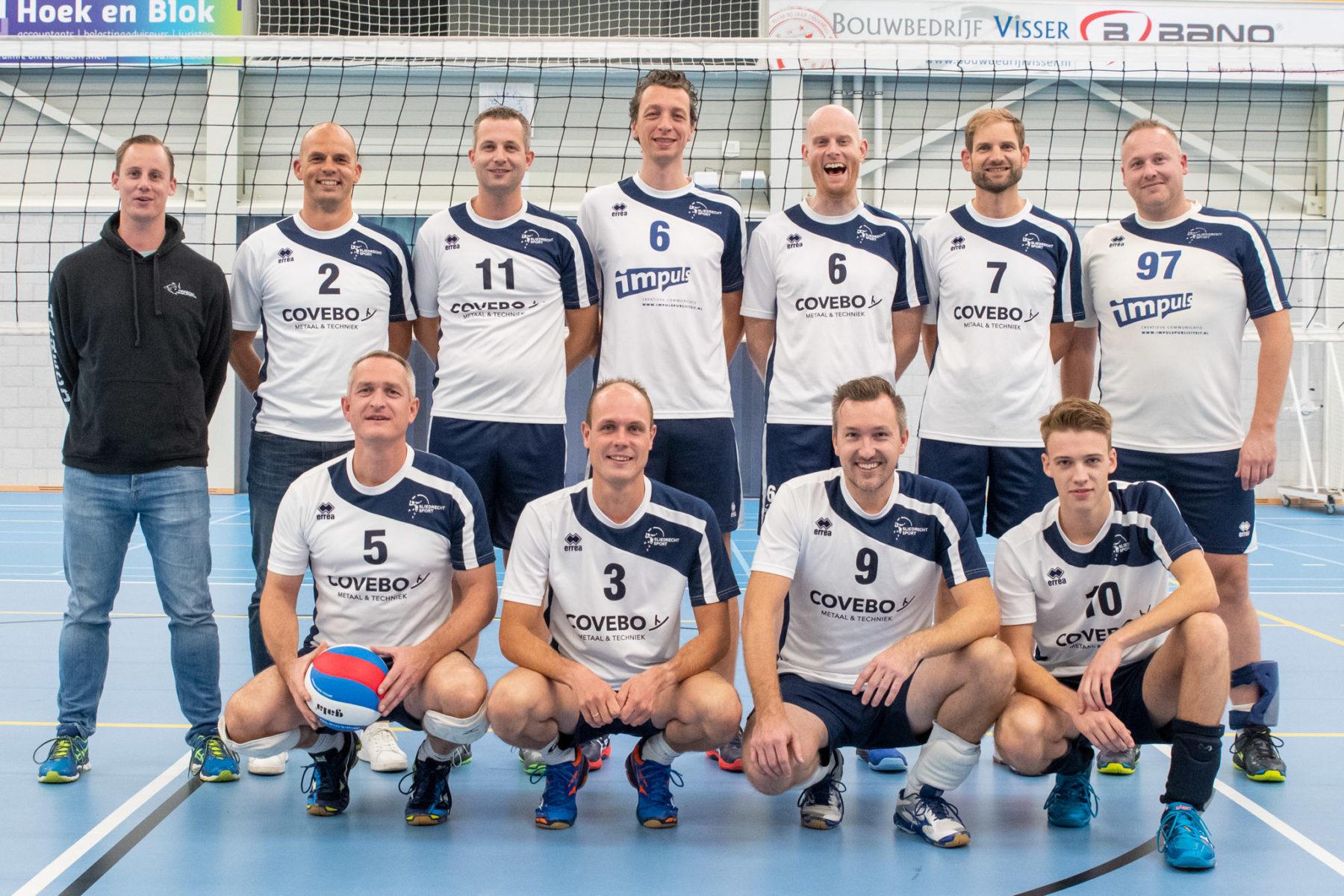 Sliedrecht Sport Heren 6 zet traditie voort!