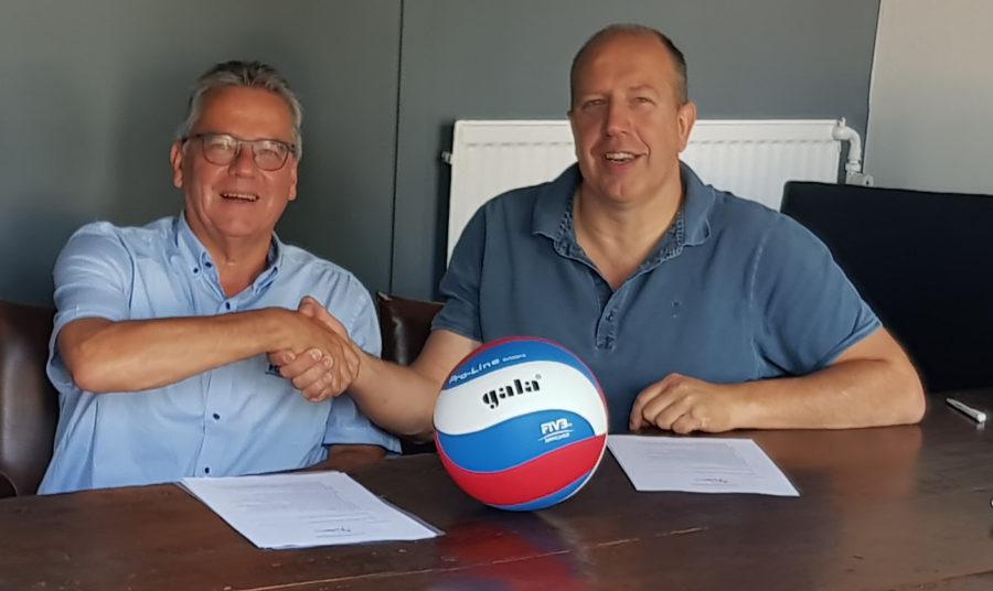 Gidion en Sliedrecht Sport tekenen nog eens 3 jaar bij