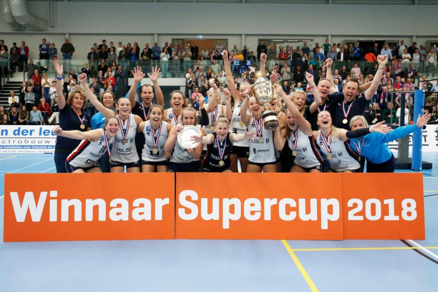 Dames 1: Supercup
