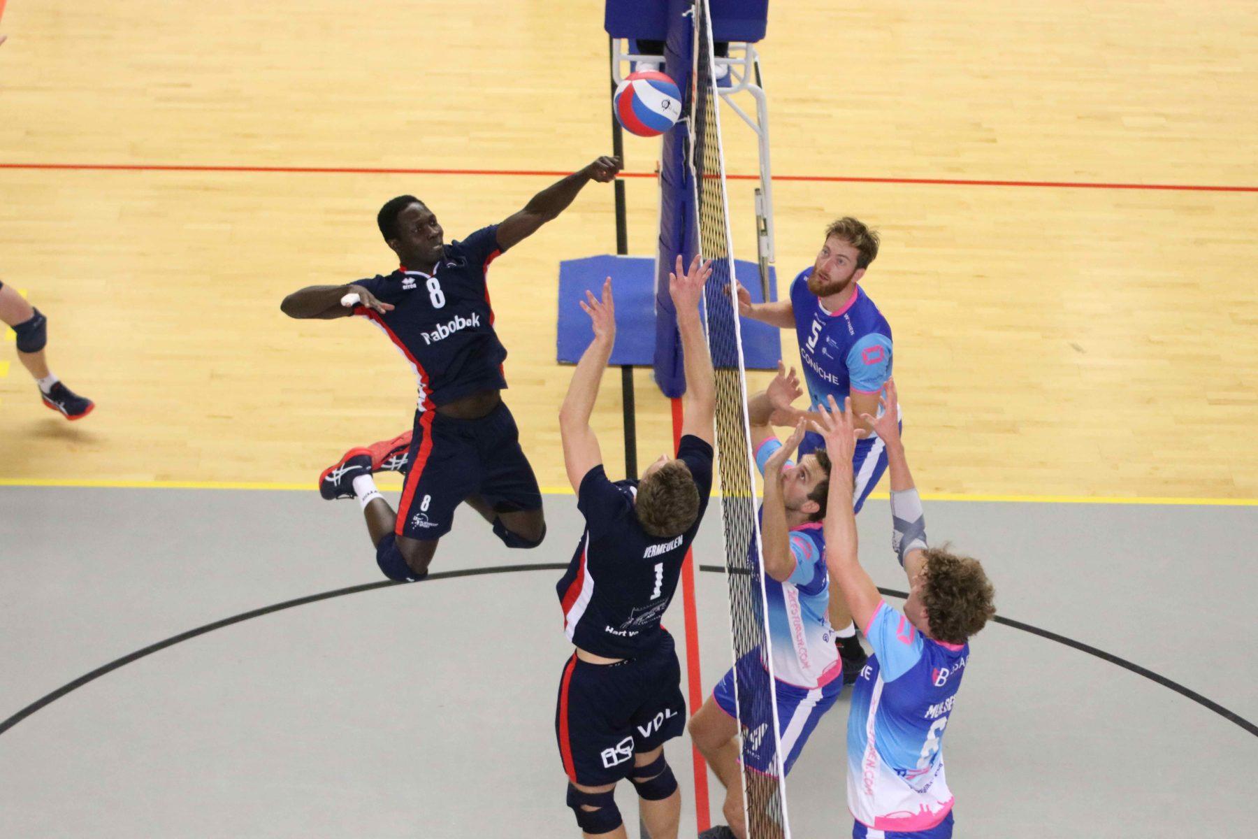 Heren 1 wint ook Koninklijk in Zwolle