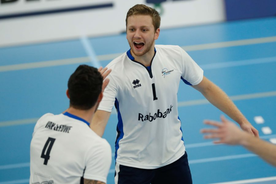 Volleybal.nl zet Niels Vermeulen in the picture…