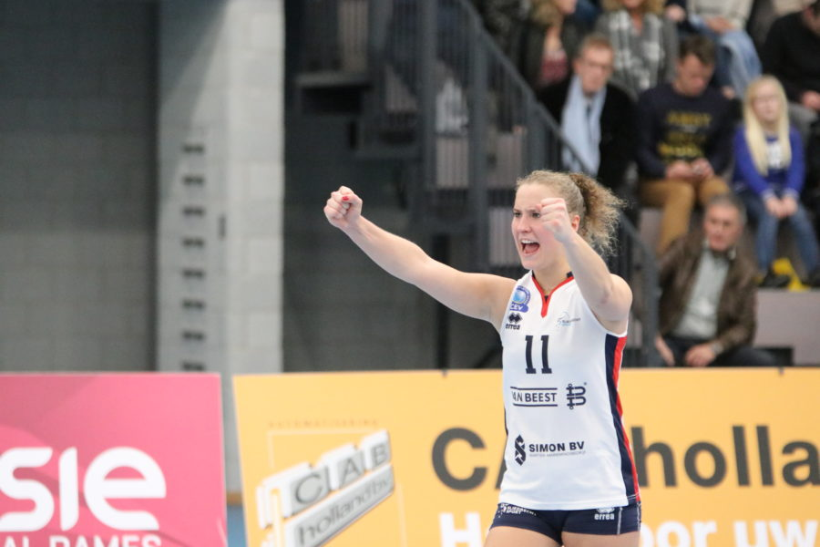 Soevereine overwinning op Zwolle