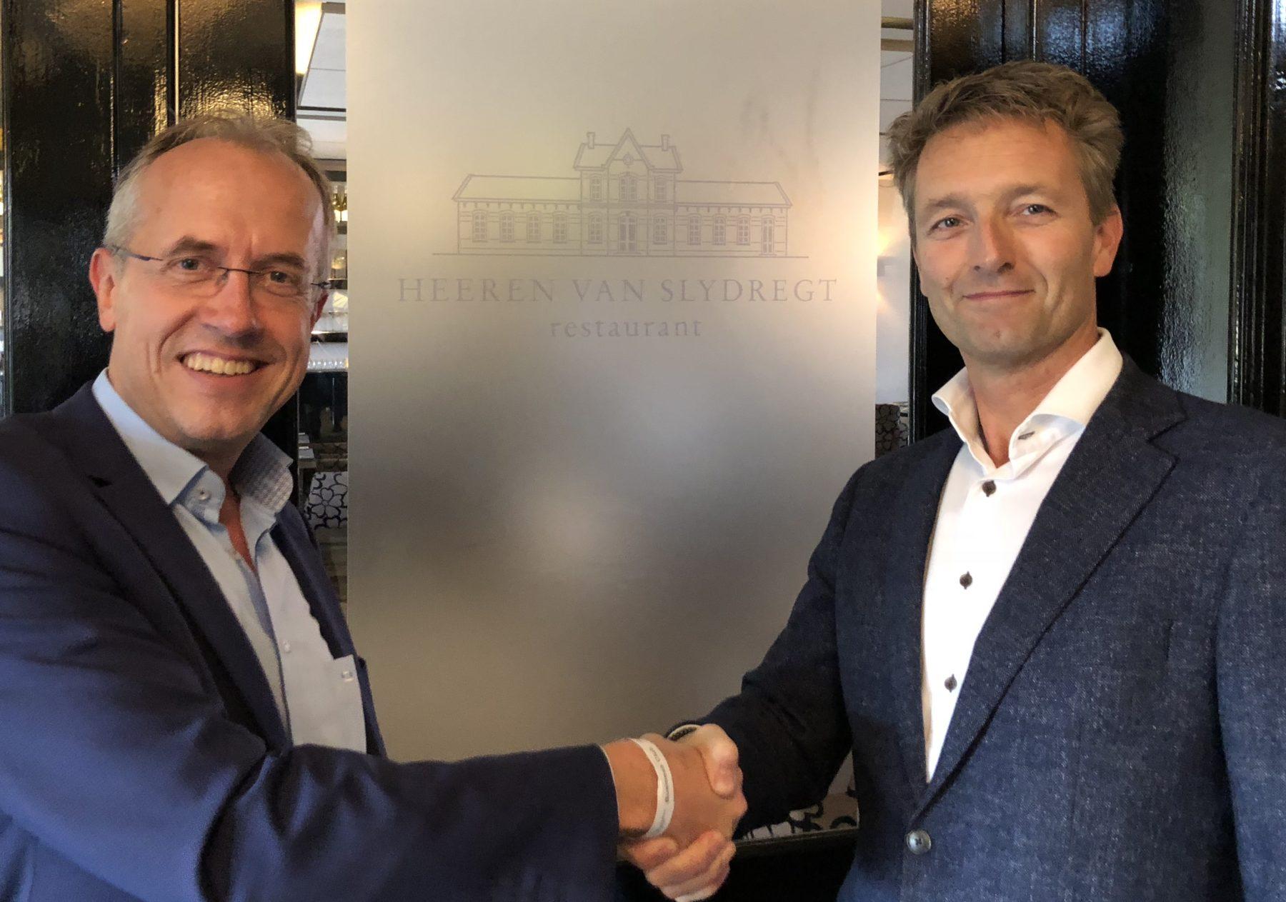 Heeren van Slydregt lid Business Club Sliedrecht Sport