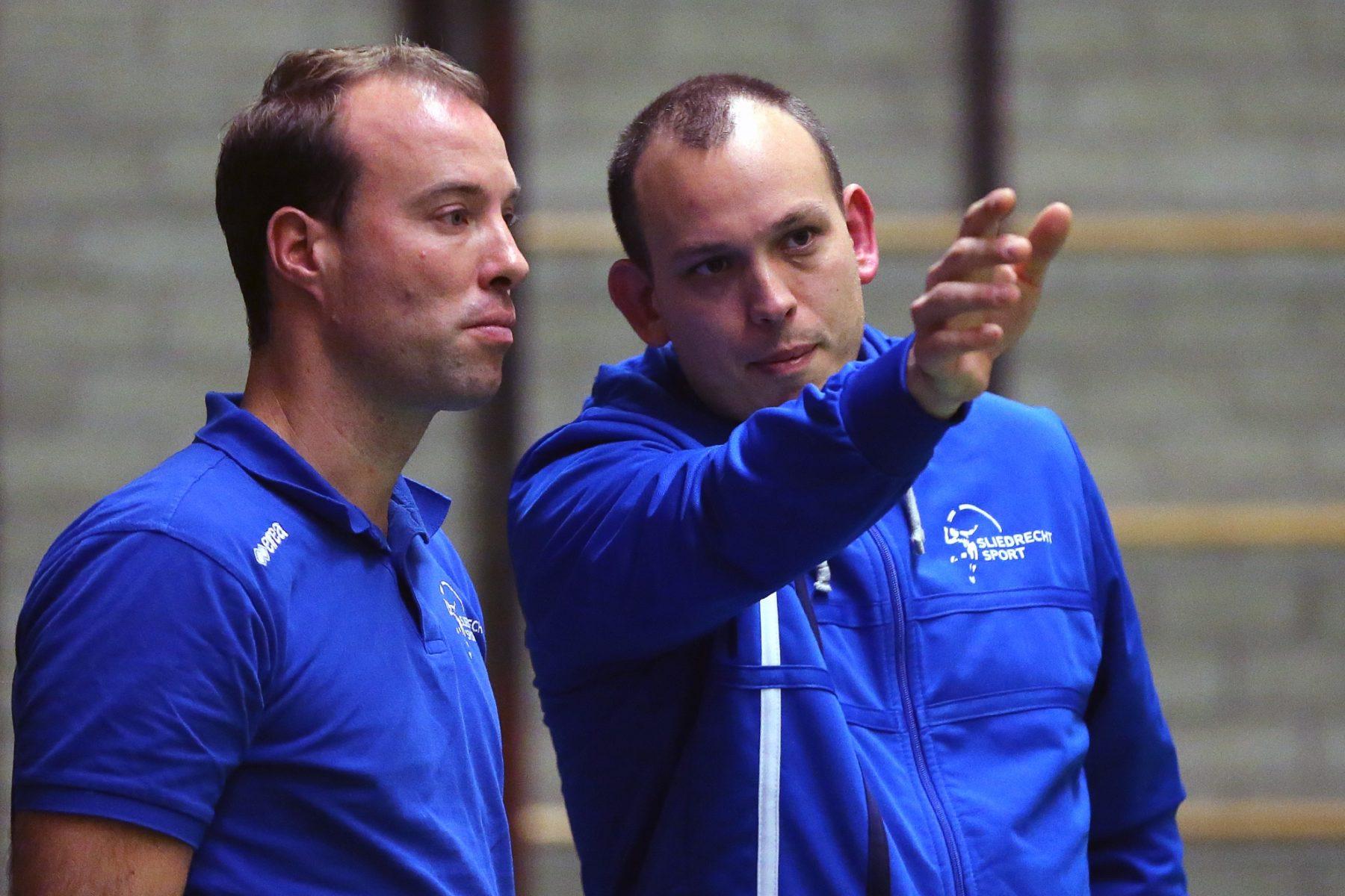 Sliedrecht Sport legt technische staf Heren 1 twee seizoenen langer vast