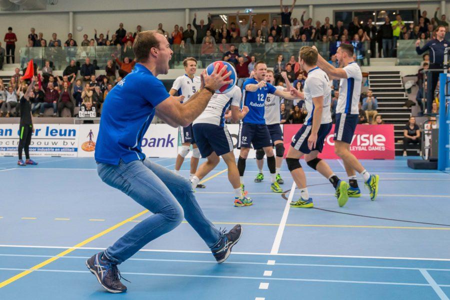 Sliedrecht Sport organiseert fanreis naar halve finale Beker heren