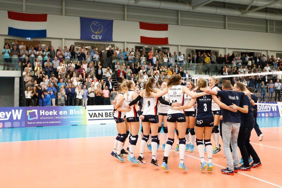 Kaartverkoop Europa Cup Sliedrecht Sport gestart