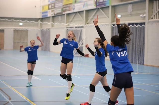 19 mei: selectietrainingen Volleybalschool Drechtsteden…. schrijf je in!