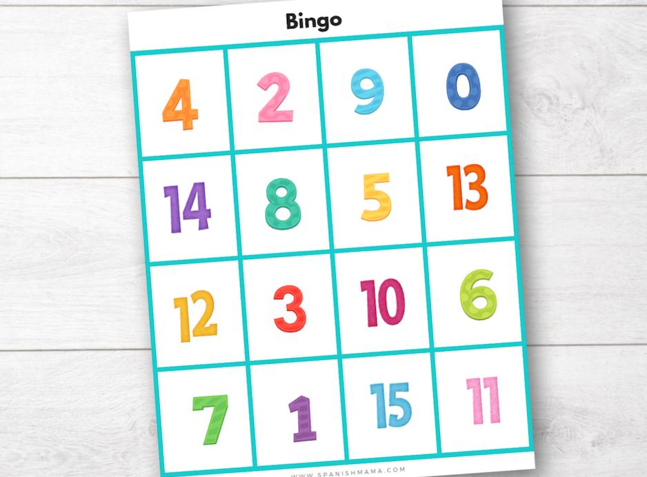 Kom je ook naar de Kids Bingo op vrijdag 10 mei?