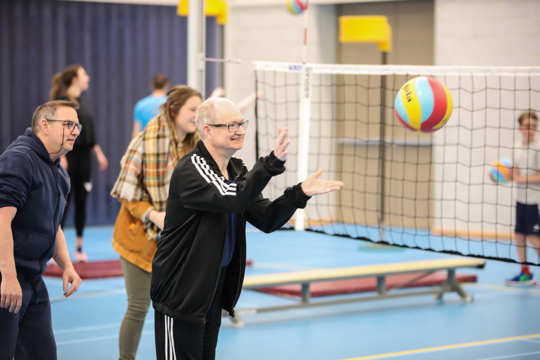 Uniek Volley krijgt vervolg bij Sliedrecht Sport