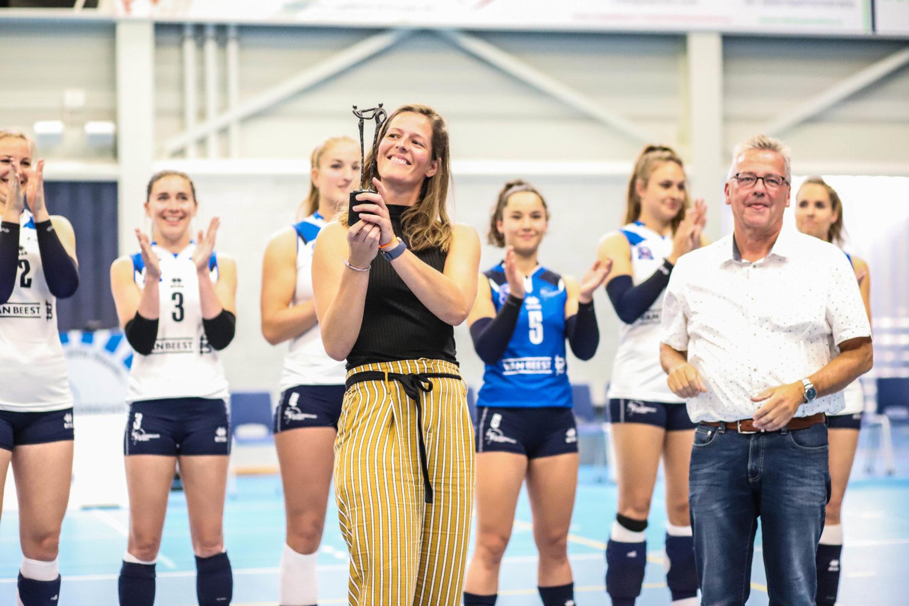 Victorie tijdens Sliedrecht Sport-dag