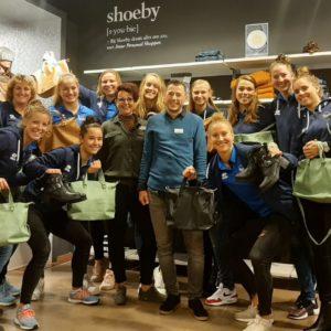 Shoeby 86e lid Business Club Sliedrecht Sport