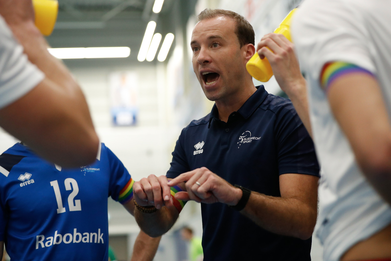 Paul van der Ven verwacht spektakel in De Basis tegen Dynamo