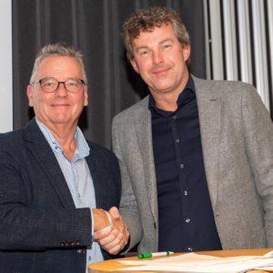 Rabobank en Sliedrecht Sport verlengen meer dan 30-jarige samenwerking
