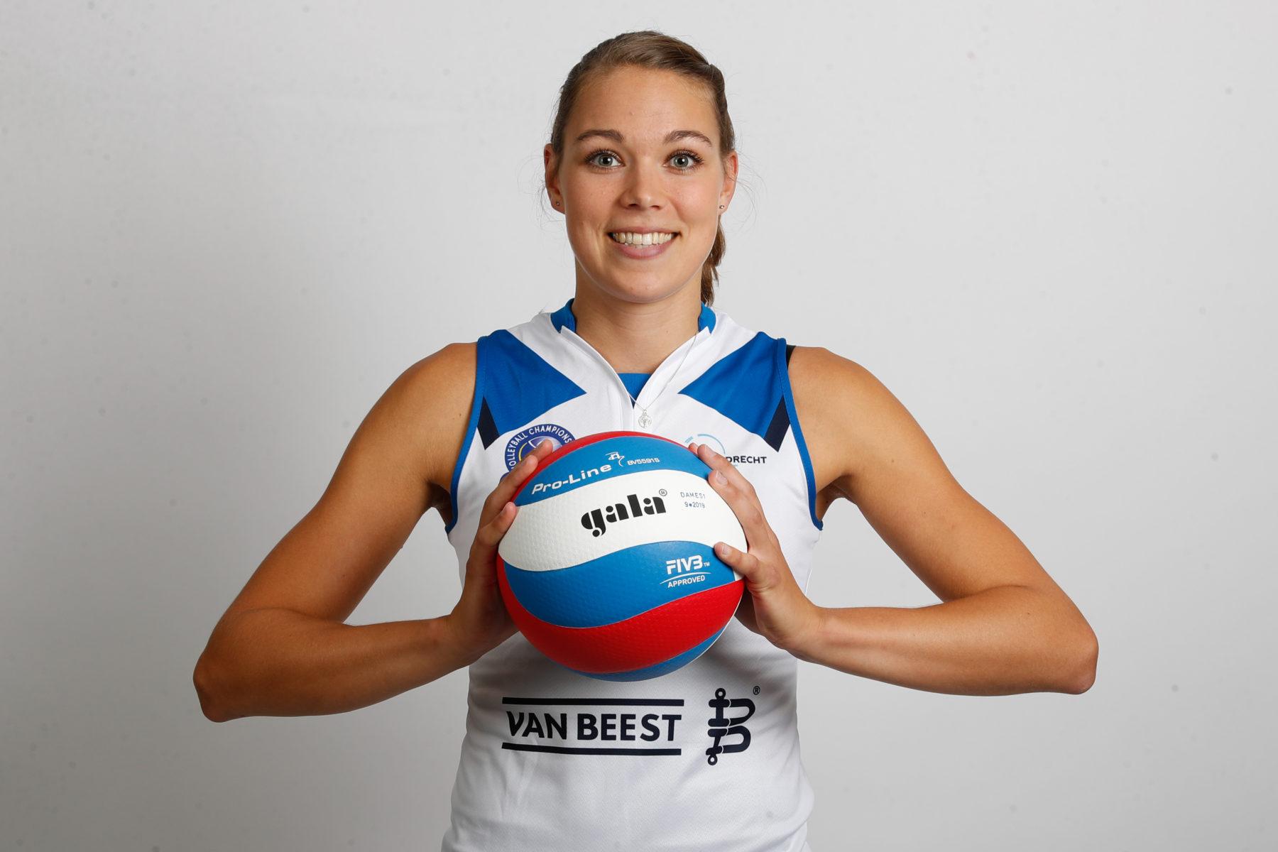 Lisanne Baak wil plafond volleybalcarrière ontdekken