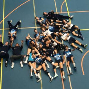Goud voor Meisjes A en Jongens B bij Dynamo-toernooi