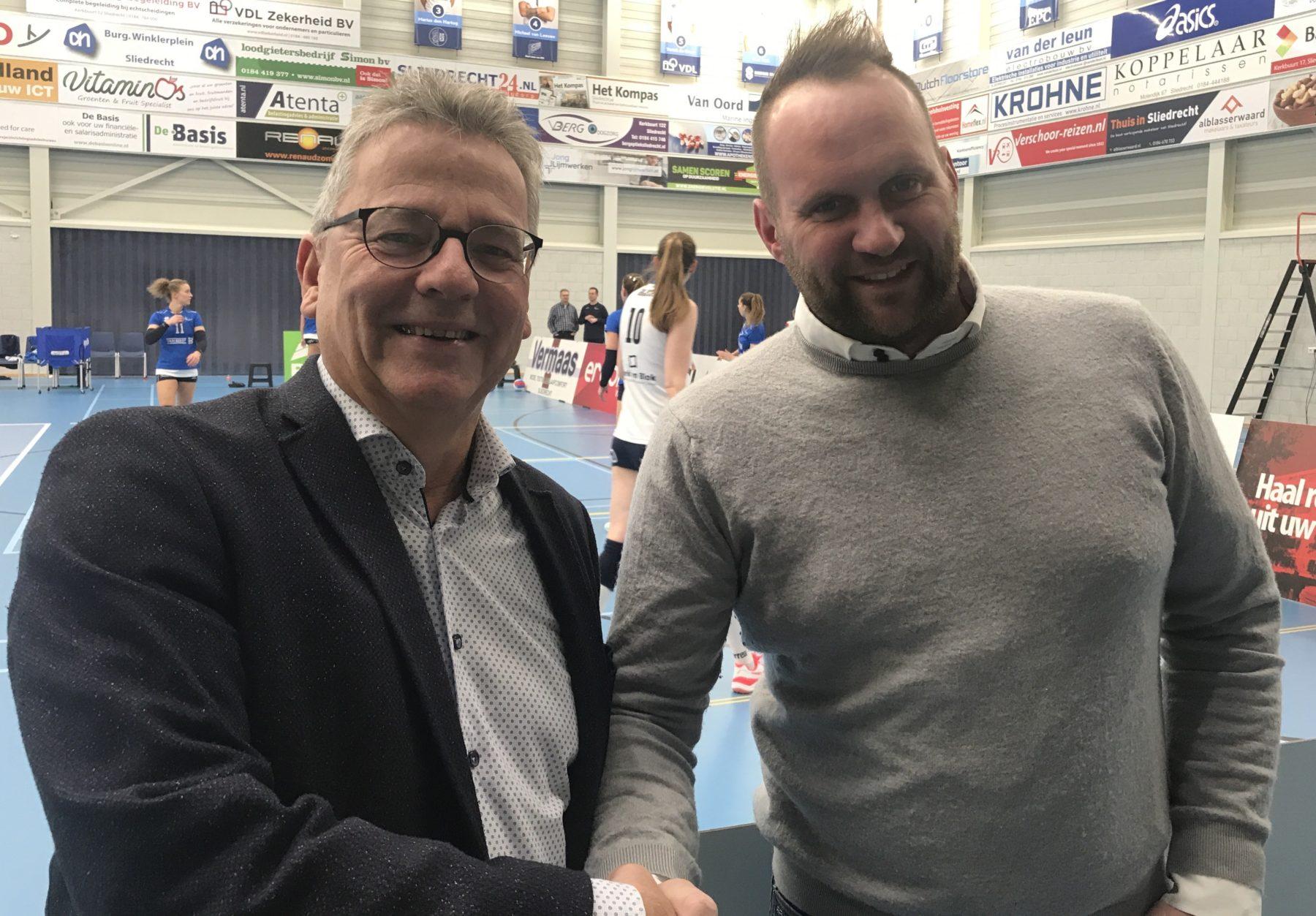 Sliedrecht Sport verwelkomt Jong Lijmwerken bij Business Club