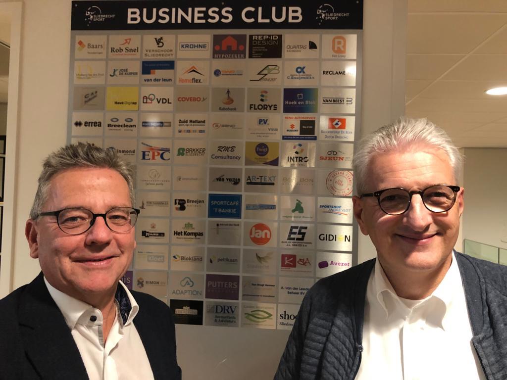 Bouw- en Inframensen ZHZ lid Business Club