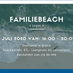 4 juli: FamilieBeach 4×4