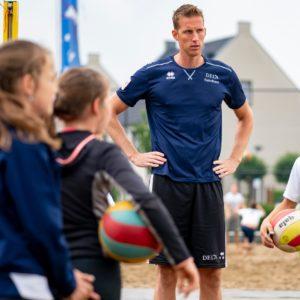 Sliedrecht Sport host première TeamNL Beach Tour