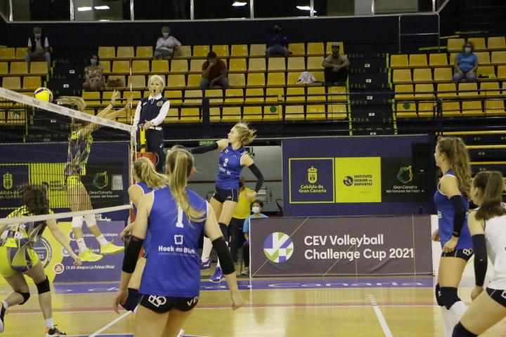 Dames 1 gaat vijftiende Europacup-seizoen in