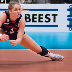 Kirsten Knip terug bij Sliedrecht Sport
