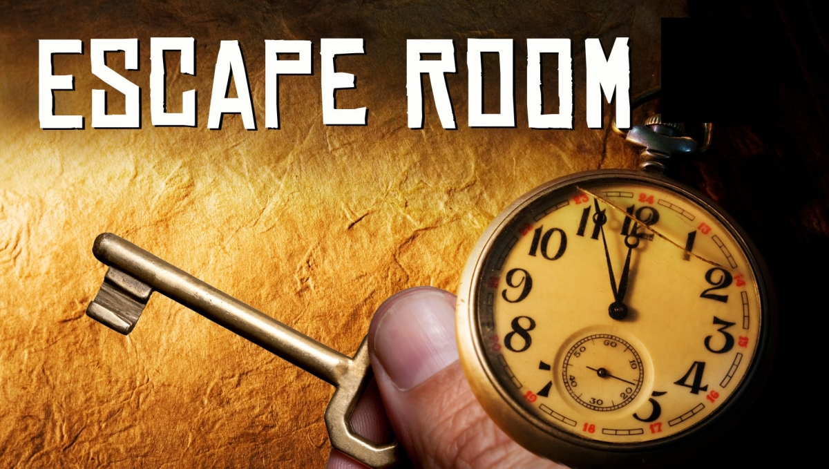 Senna&Tessa winnen escape room
