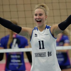 Ana Rekar sluit weer aan bij selectie Sliedrecht Sport