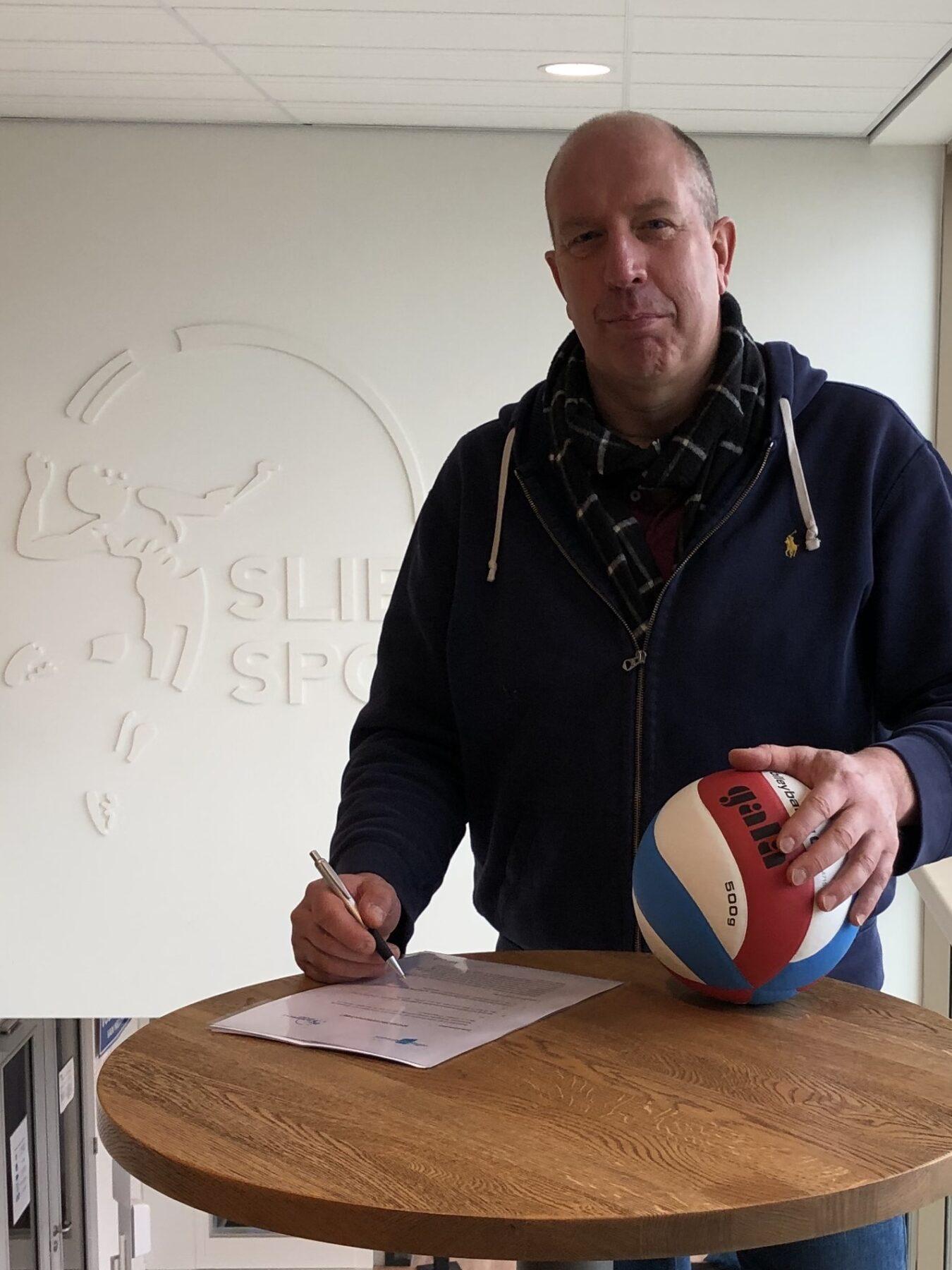 Volleybaldirect en Sliedrecht Sport intensiveren samenwerking