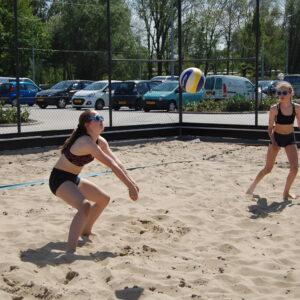 3 april: beachtoernooi Sliedrecht Sport C/CMV6