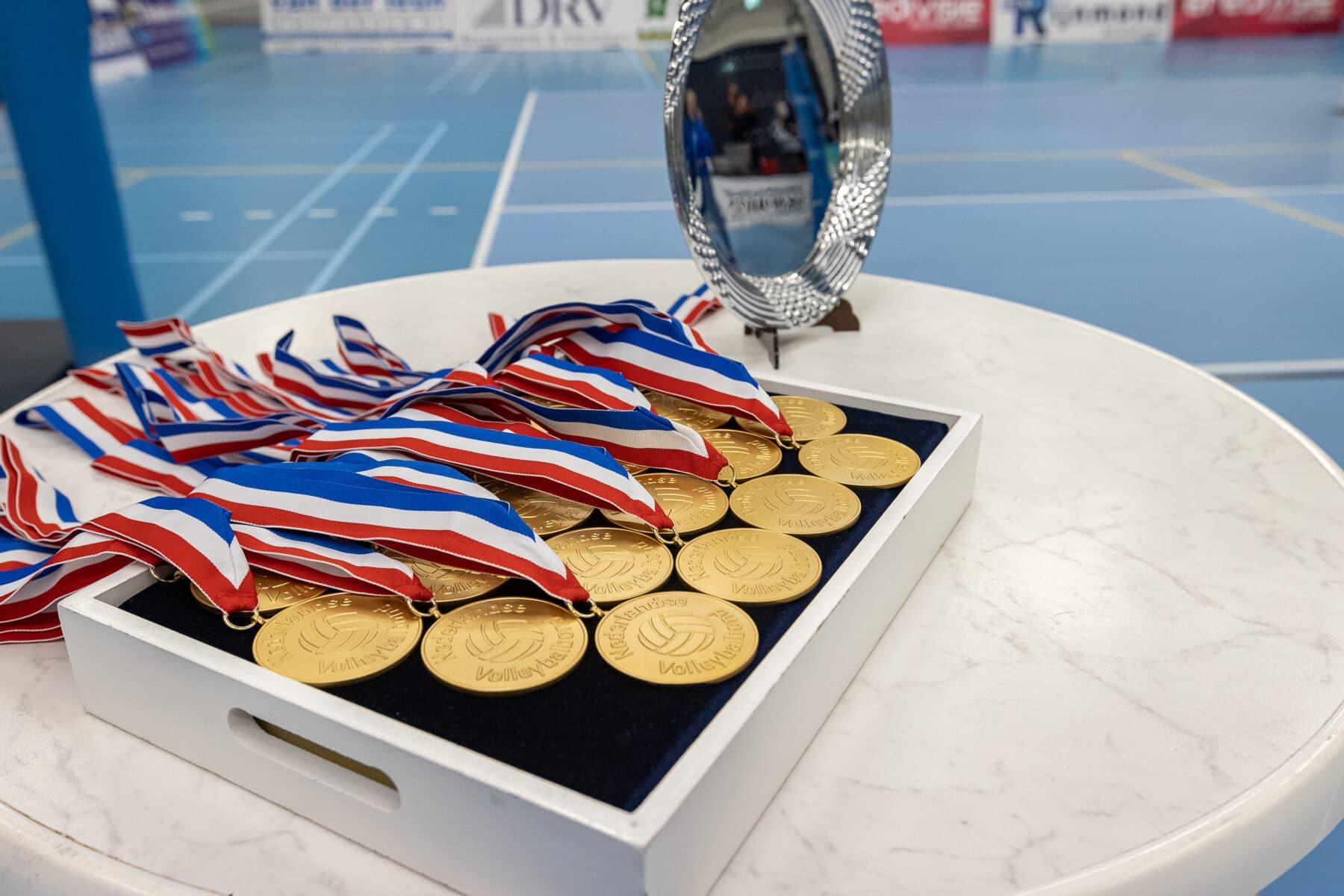 Sliedrecht Sport naar 5e plek ranking Landskampioenen