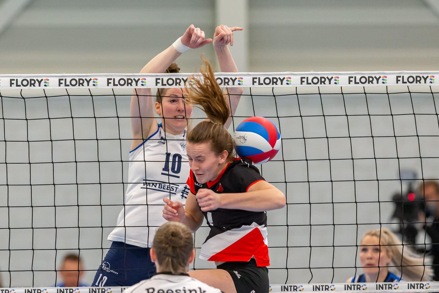 Opening volleybalseizoen op Sliedrecht Sport-dag