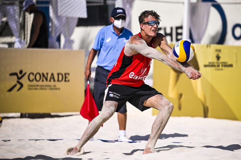 2 vijfde plaatsen voor Yorick in Cancun