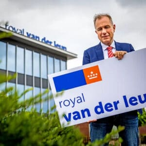 Van der Leun is Royal geworden