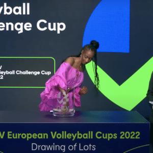 Dames 1 in Europacup tegen Oostende