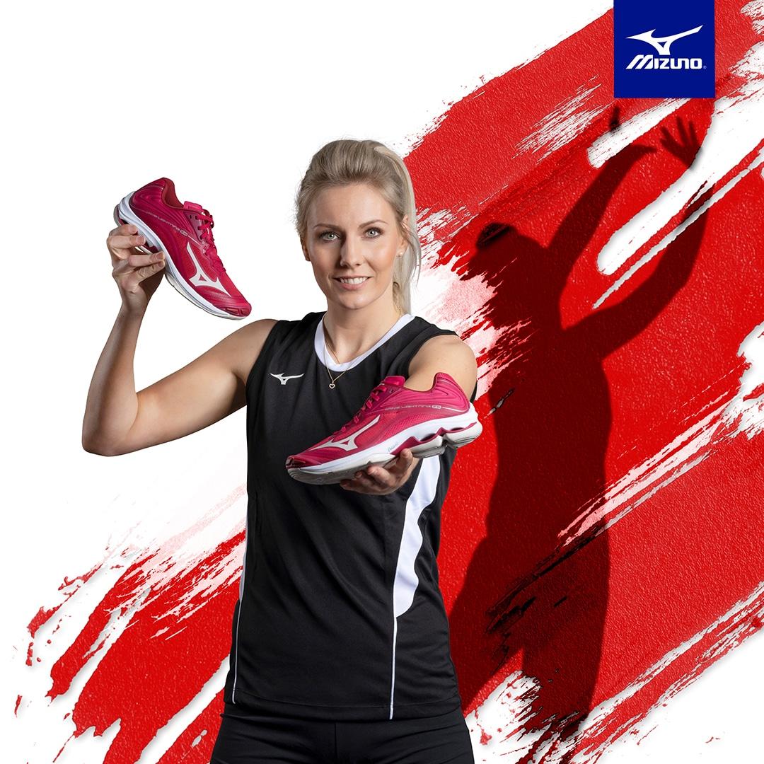 2-4 september: koop je volleybalschoenen, -kleding en accessoires in De Basis