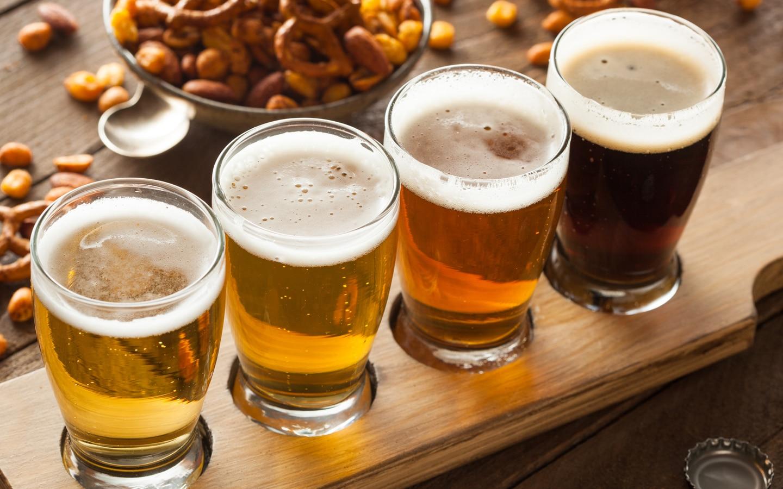 We gaan weer bierproeven…